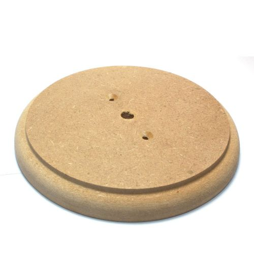 "141"" Diameter 18mm Thick MDF Ceiling Rose Pattress Ideal For Painting"